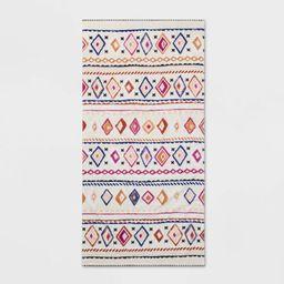 Moroccan Geo Beach Towel - Opalhouse™ | Target