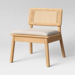 Tarawitt Modern Cane Accent Chair Natural - Project 62™ | Target