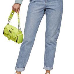 Topshop Bleach Mom Jeans (Regular, Petite & Long) | Nordstrom | Nordstrom