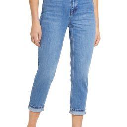 Topshop High Waist Mom Jeans | Nordstrom | Nordstrom