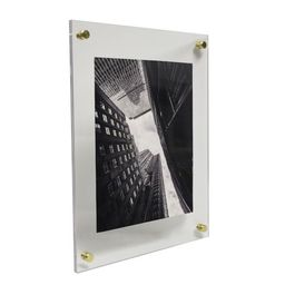 """8"""" x 10"""" Acrylic Frame Clear - Project 62™ 