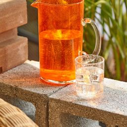 Isadora Glass Pitcher | Urban Outfitters (US and RoW)