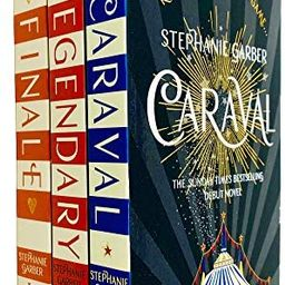 Caraval Series 3 Books Collection Set By Stephanie Garber - Caraval, Legendary, Finale | Amazon (US)