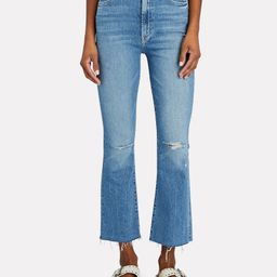 The Hustler Ankle Fray Jeans   INTERMIX