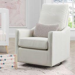 Delta Children Adley Nursery Glider Swivel Chair   Target