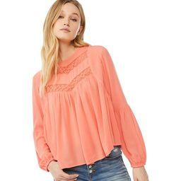 Scoop Women's Blouson Sleeve Top   Walmart (US)