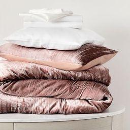 Build Your Own Set - Velvet & TENCEL™ Bedding | West Elm (US)