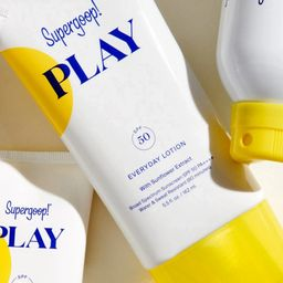 PLAY Everyday Lotion SPF 50 with Sunflower Extract | Supergoop