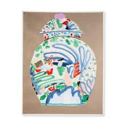 Ginger Jar Print I   Furbish Studio