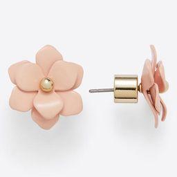 Magnolia Stud Earring | Draper James (US)