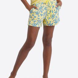 Natalie Shorts in Cherry Blossom | Draper James (US)