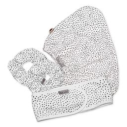 Kitsch Spa Headband, Microfiber Hair Towel and Scrunchies Cleanse Bundle (Dot) | Amazon (US)