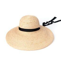 Le Sun Hat - Natural - PRE-ORDER | Shop BURU