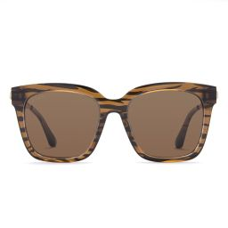 BELLA - TIGERS EYE + BROWN | DIFF Eyewear