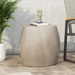 Concrete Side Table | Wayfair North America