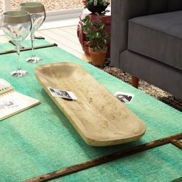Galento Baguette Dough Decorative Bowl | Wayfair North America