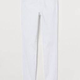 Skinny Regular Ankle Jeans | H&M (US)