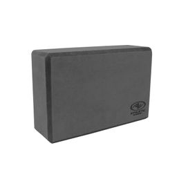 Athletic Works Yoga Block 9inx6inx3in EVA Foam Charcoal Dark Gray Supportive and Lightweight for ... | Walmart (US)