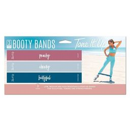 Tone It Up Booty Resistance Band 3pk | Target
