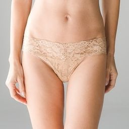 Signature All-Over Lace Thong | Soma Intimates