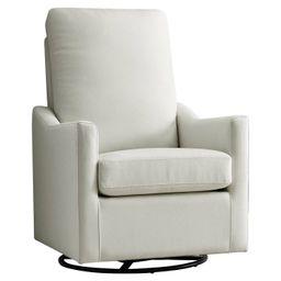 Delta Children Adley Nursery Glider Swivel Chair | Target