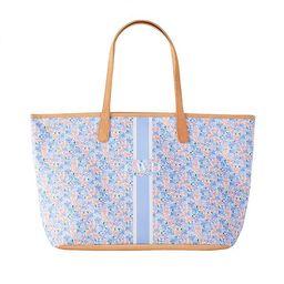 St. Anne Diaper Bag in Posy Petal   Caitlin Wilson Design