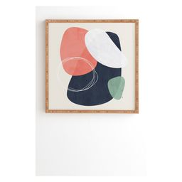 Tracie Andrews Orion Framed Wall Art Black - society6   Target