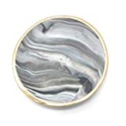 BLACK and White Marble Jewelry Tray Clay Ring Dish Holder Gift for Best Friend   Amazon (US)