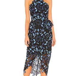 ELLIATT Times Dress in Blue Multi from Revolve.com   Revolve Clothing (Global)