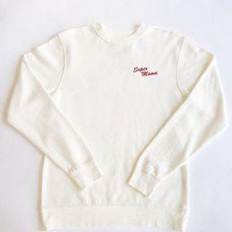 Super Mama Embroidered Sweatshirt   Alice & Wonder