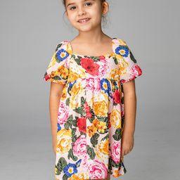 Kennedy Baby Doll Dress - Monet | BuddyLove
