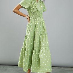 Somerset Maxi Dress   Anthropologie (US)