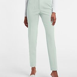 High Waisted Supersoft Twill Pull-On Ankle Pant | Express