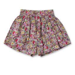 Everyday Shorts - Pink Liberty Floral | Shop BURU