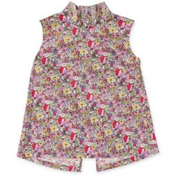 Sleeveless Mod Top - Pink Liberty Floral | Shop BURU