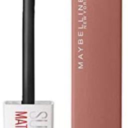 Maybelline SuperStay Matte Ink Un-nude Liquid Lipstick, Seductress, 0.17 Fl Oz, Pack of 1   Amazon (US)