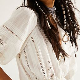 Daisy Chains Eyelet Top | Free People (US)