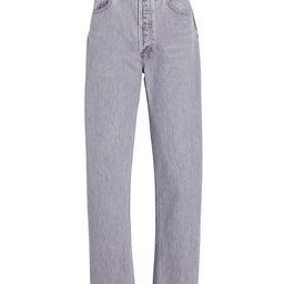 Fitted 90s Straight-Leg Jeans | INTERMIX