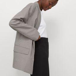 Long Jacket | H&M (US)