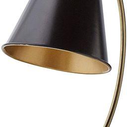 Amazon Brand – Stone & Beam Vintage Antique Arc Table Desk Lamp With LED Light Bulb - 19.5 x 10... | Amazon (US)