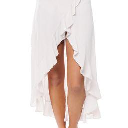 Tulip Hem Ruffle Skirt | Everything But Water