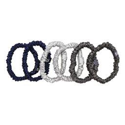 Pure Silk 6-Pack Skinny Hair Ties | Nordstrom