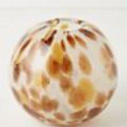 Tortoise Glass Vase | Anthropologie (US)