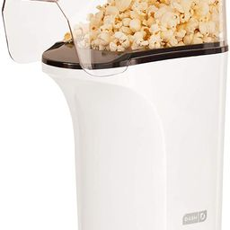DASH DAPP150V2WH04 Hot Air Popcorn Popper Maker with Measuring Cup to Portion Popping Corn Kernel... | Amazon (US)