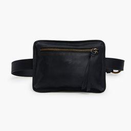 Elvia Zip Belt Bag   Live Fashionable