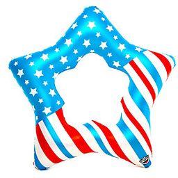 BigMouth Inc. Patriotic Star Pool Float | QVC
