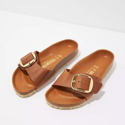 Birkenstock Madrid Big Buckle Sandal | American Eagle Outfitters (US & CA)