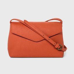 Envelope Snap Closure Crossbody Bag - Universal Thread™ Orange | Target