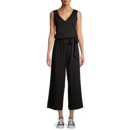 Time and Tru Women's Knit Jumpsuit   Walmart (US)