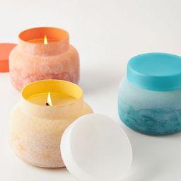 Capri Blue Sunrise Glass Jar Candle   Anthropologie (US)